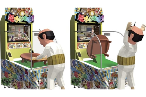 Pissed Off Tea Table Flipping, The Arcade Game