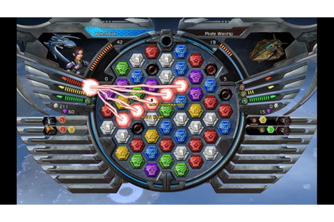 Puzzle Quest Galactrix News, Achievements, Screenshots and ...