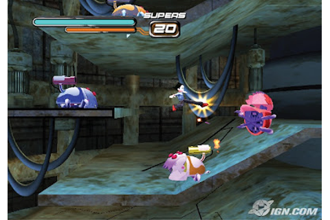 Astro Boy The Video Game (ps2) - Torrent - Xplay Torrent