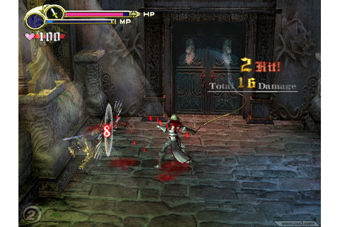 Pretty Cool Games: CASTLEVANIA: LAMENT OF INNOCENCE!