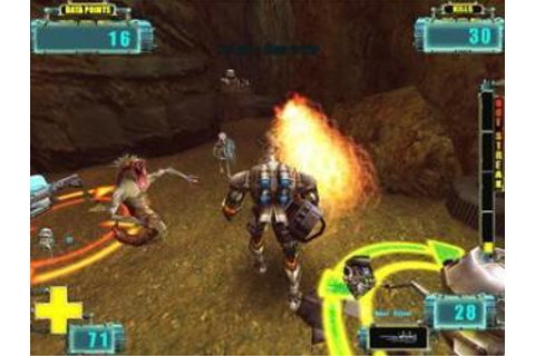 X Com Enforcer High-tech fighting machine robot war game ...