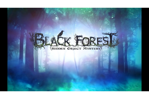 Black Forest:™ Hidden Object Mystery Game Trailer - YouTube