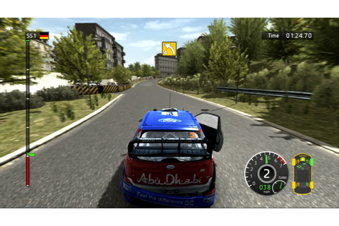 Games Mania: WRC 2 : FIA World Rally Championship (2011)