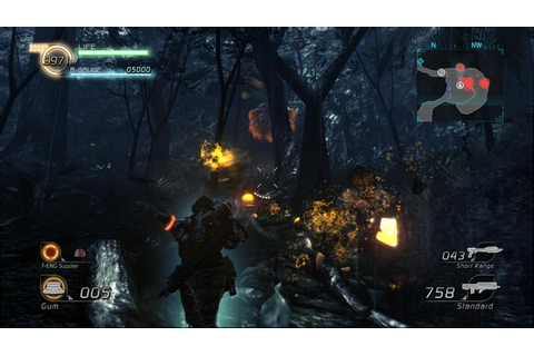 LEGION ONLINE: Lost Planet 2 (PC/Eng/ISO)