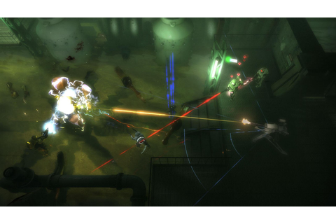 Alien Swarm is a game and Source SDK release from a group ...