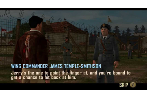 Prisoner Of War: Video Game - Chapter 2 - Prisoner Of War ...