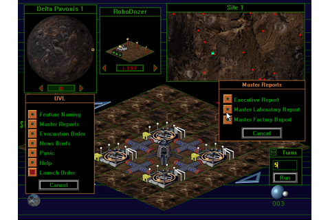 Outpost (1994) by Sierra On-Line Win3.1 game