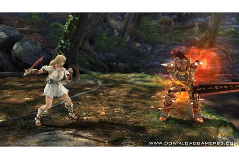 Soul Calibur Lost Swords - Download game PS3 PS4 RPCS3 PC free