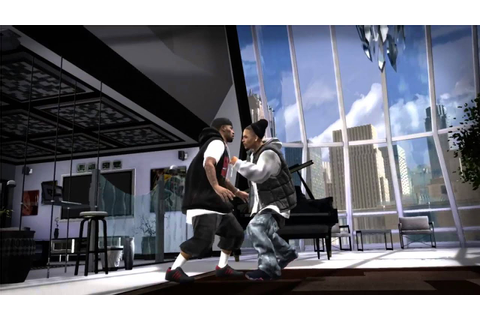 [XBOX360] Def jam Icon - short clip (1080p) - YouTube