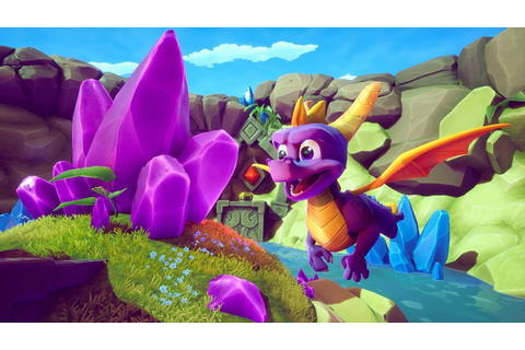 Spyro Reignited Trilogy - All Three Games Hands-On! - YouTube