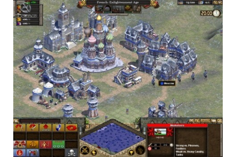 Rise of Nations: Thrones and Patriots Free Download Full ...