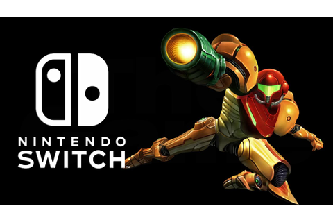 Nintendo Switch - Metroid Games incoming? - YouTube