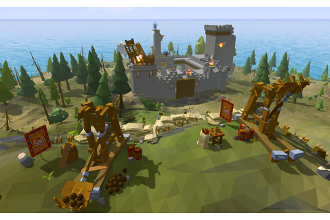 Ylands, polygon survival/explore/crafting game, enters ...