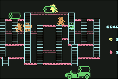 Download Bear Bovver (Commodore 64) - My Abandonware