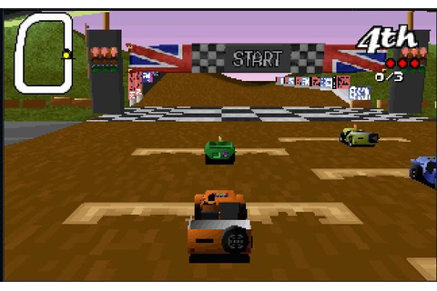 Big Red Racing (1995) - PC Review and Full Download | Old ...