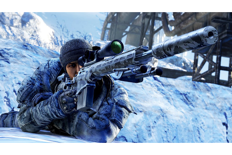 Sniper Ghost Warrior 2: Sniper Mission Gameplay - YouTube