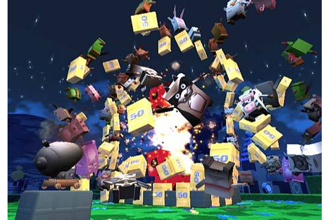 Boom Blox: Smash Party › Games-Guide
