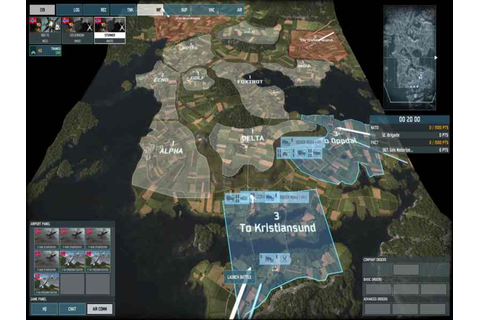 Wargame AirLand Battle Game Download Free For PC Full ...