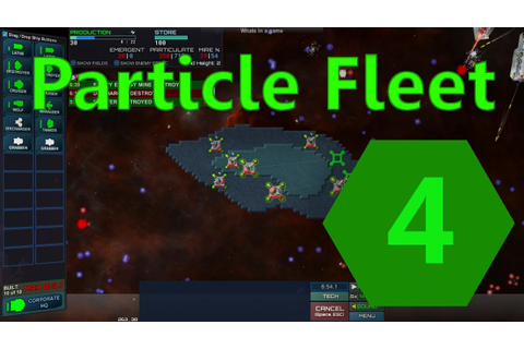 Particle Fleet | Exchange 4: Whats in a game (#5 ...