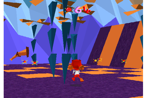 "Super Adventures in Gaming: Bubsy is 3D in ""Furbitten ..."