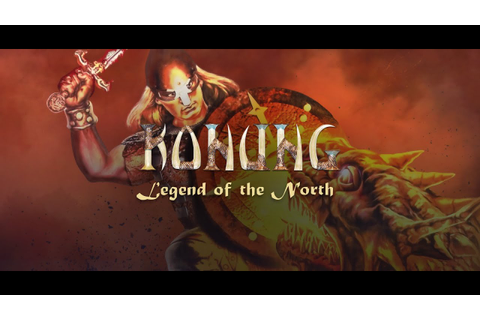 Konung: Legend of the North - Intro - YouTube