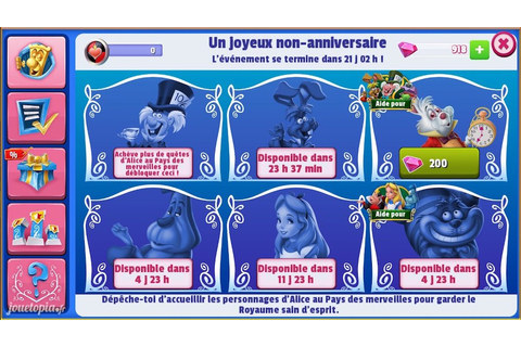 Disney Magic Kingdoms : Alice au Pays des Merveilles ...