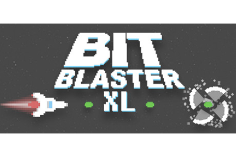 to the classic quarter eating arcade games of the 80's. Bit Blaster XL ...