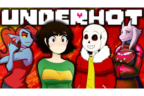 THE HOTTEST UNDERTALE FAN GAME EVER!! | UNDERHOT - YouTube