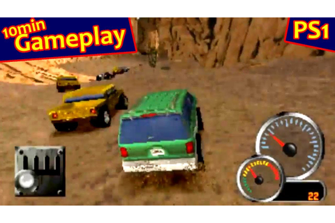 Test Drive Off-Road 2 ... (PS1) - YouTube