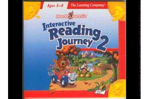 Reader Rabbit's Interactive Reading Journey 2 (1994-1996 ...