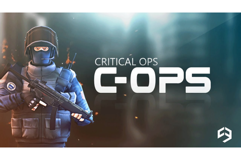 Critical Ops iOS trailer - YouTube