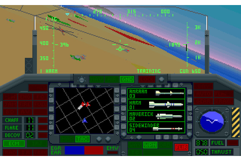 F-117A Nighthawk Stealth Fighter 2.0 (1991 - DOS). Ссылки ...