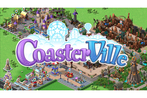 Zynga Launches CoasterVille, Its Most Expressive Social ...
