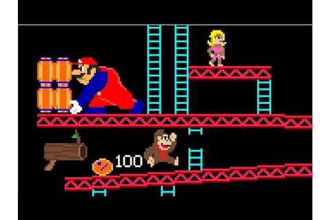 If Donkey Kong and Mario switched places - YouTube