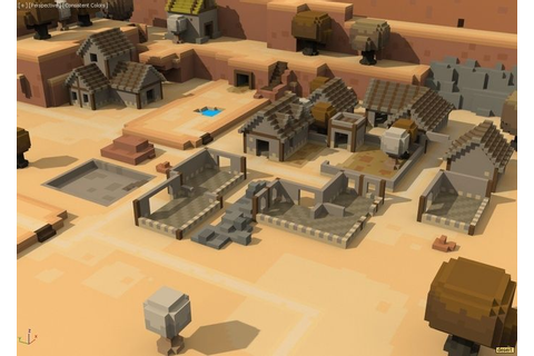 Screenshot from the game: Stonehearth | Voxel | Pinterest ...