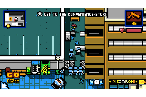 Download Retro City Rampage DX Full PC Game