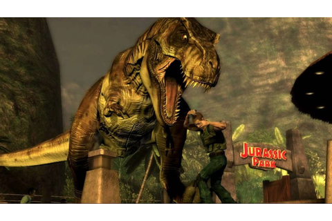 Play Jurassic Park: The Game | Utomik