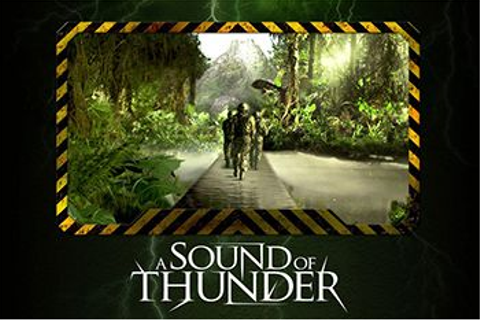 A sound of thunder - Symbian game. A sound of thunder sis ...
