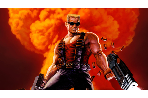 Duke Nukem games leaving GOG for now, so they're on sale ...