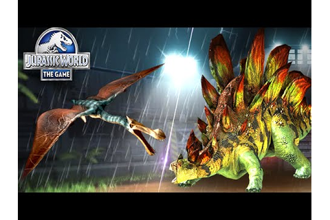 Jurassic World™ The Game: All Hybrids Battle Week - Stage ...