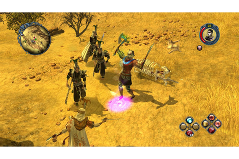 Sacred 2: Fallen Angel Game | PS3 - PlayStation