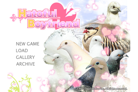 Hatoful Boyfriend Now Available On Steam - BioGamer Girl