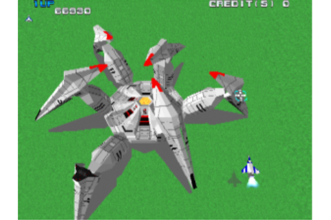 Game Classification : Xevious 3D/G (1995)