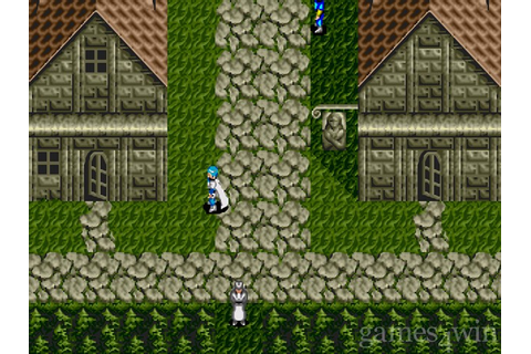 Phantasy Star 3 - Generations of Doom Screenshots