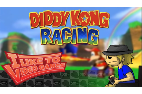 Diddy Kong Racing - I Like to Video Games - VZedshows ...