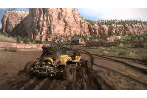 MotorStorm Video Game, E3 2005 Sony Press Conference ...