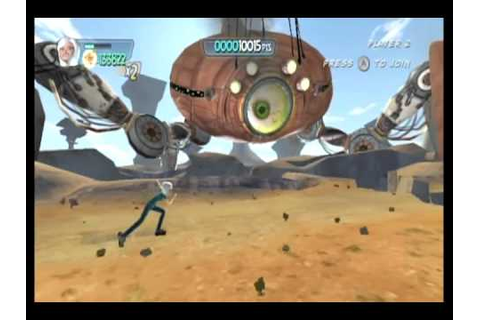 Monsters vs. Aliens Movie Game Walkthrough Part 19 (Wii ...