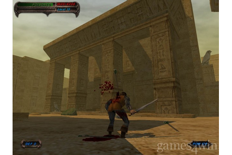 Severance: Blade of Darkness Download on Games4Win