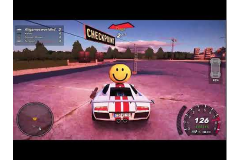 Crashday Redline Edition Gameplay (PC game). - YouTube