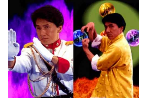 Jackie Chan the Kung-Fu Master - YouTube
